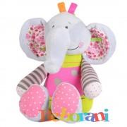 Бебешка играчка слонче Babyono