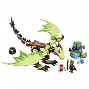 Lego elves il drago malvagio del re goblin
