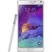 Galaxy Note 4 Dual Sim 16GB LTE 4G Alb 3GB RAM Samsung