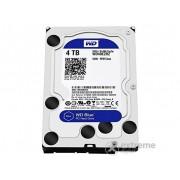 "Western Digital Blue 4TB 3,5"" HDD (WD40EZRZ, 5400rpm, SATA-600, 64MB)"