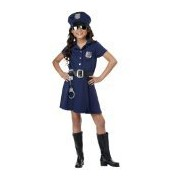 California Costumes Police Officer Child Costume, Small