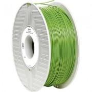 3D nyomtató szál Verbatim 55271 PLA műanyag 1.75 mm Zöld 1 kg (1398189)