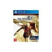 Game Final Fantasy Type-0 HD: Edição Day One - PS4