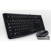 Logitech Desktop MK120 (Nordic) (Fyndvara Klass 1)