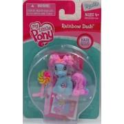 My Little Pony Rainbow Dash Figure by Ponyville My Little Pony