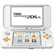 Consola New Nintendo 2DS XL-Blanco/Naranja