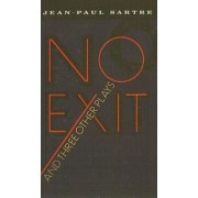 No Exit and Three Other Plays, Hardcover