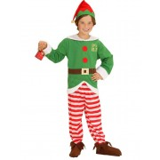 Vegaoo Alvdräkt för barn - Jultomtens medhjälpare