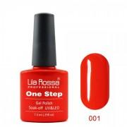 Oja semipermanenta OneStep Lila Rossa Professional 7.3ml OLROS001