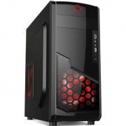 Sistem PC Tower I7 4770, 16 GB RAM, 240 SSD + placa video Sapphire Radeon RX 550 Pulse, 4GB GDDR5, 128-bit