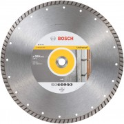Bosch dijamantska rezna ploča Standard for Universal Turbo 350 x 20,00 x 3 x 10 mm - 2608603780