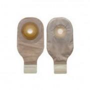 """Premier Convex Flex Tend 1-Piece Drainable Pouch With Tape Border Precut 1-3/8"""", Transparent Part No. 82615 Qty Per Box"""