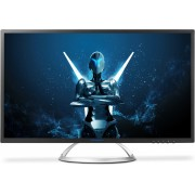 MEDION X58222 LED display 80 cm (31.5'') Wide Quad HD Flat Zwart, Zilver