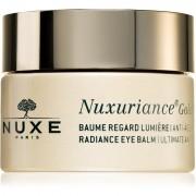 Nuxe Nuxuriance Gold rozjasňující oční balzám 15 ml