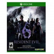 Xbox One Juego Resident Evil 6 Compatible Con Xbox One