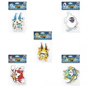 Yo-Kai Watch Jumbo Smickers Character Bundle of Scented Stickers