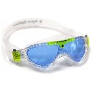 Aqua Sphere Vista Junior Blue Lens Clear/Lime