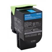 Съвместима тонер касета CX310 Cyan - 2k, 802SC