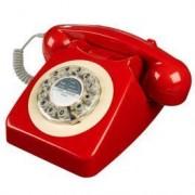 Téléphone 746 Rouge cabine téléphonique