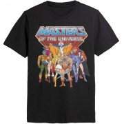 Masters of the Universe - Classic Characters T-Shirt