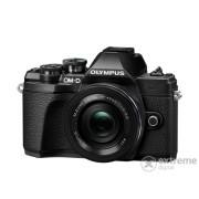 Aparat foto Olympus OM-D E-M10 Mark III kit (obiectiv 14-42 IIR), negru