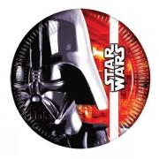 Star Wars tányér, 23 cm, 8 db/cs