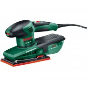 Slefuitor cu vibratii Bosch PSS 250 AE, 250 W, 92 x 182 mm, 24000 RPM