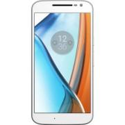 "Telefon Mobil Motorola Moto G4 Plus, Procesor Octa-Core 1.5GHz / 1.2GHz, IPS LCD Capacitive touchscreen 5.5"", 2GB RAM, 16GB Flash, 16MP, Wi-Fi, 4G, Android (Alb)"