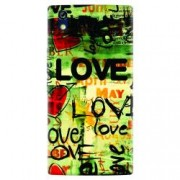 Husa silicon pentru Allview X2 Soul Style Love Artwork