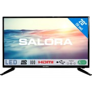 Salora 20LED1600 1600 series 20'' HD Zwart LED TV