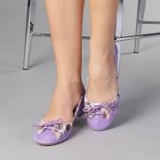Дамски балерини Nerissa лилави