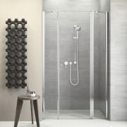 Get Wet Swingdeur voor Nis Code R 3-delig 140x197 cm