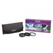 Hoya Digital Filter Kit 28mm (3 filters)
