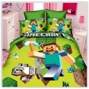 3D Detské obliečky Minecraft (AL)