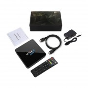M96X-II Plus Digital Smart TV Box 2+16GB Android 7.1 S912 Octa Core 2G/5G Wifi
