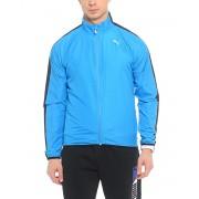 PUMA Running Wind Jacket Blue