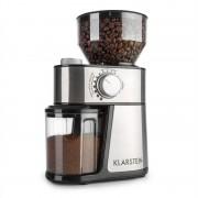 Klarstein Florenz, măcinător de cafea, 200 W, oțel inoxidabil (TK11-FlorenzKaffeeSS)