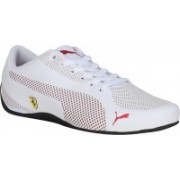 Puma SF Ferrari Drift Cat 5 Ultra Casuals(White)