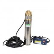 Pompa submersibila apa curata ProGARDEN 4SKM100 C 750W 45L min flansa cupru