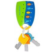 Jucarie bebe - Telecomanda cu lumini si sunete