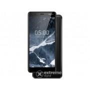 Telefon Nokia 5.1 Dual SIM, Black (Android)