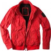 Strellson Sportswear Jacken Herren, Mikrofaser, rot