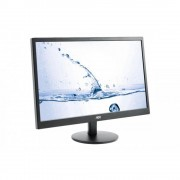 "Monitor 23.6"" AOC M2470SWH, FHD, MVA,16:9, 1920*1080, WLED, 5 ms, 250 cd/m2, 178/178, 50M:1/ 3000:1, HDMI, D-SUB, VESA, speakers, Black"