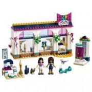 LEGO R Friends Magazinul de accesorii al Andreei 41344