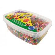 SES Creative Iron On Beads Mix Basic, Box of 7000