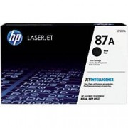 HP 87A Original Toner Cartridge CF287A Black