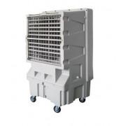 Racitor de aer mobil comercial si industrial ECO FRESH AIR EC12000, Pentru Interior si Exterior, Ventilatie, Racire, 12000 mc/h, Telecomanda, Oscilatie automata, Rezervor 70 l sau conectare la retea