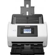 Epson WorkForce DS-780N - Documentscanner - Dubbelzijdig - A4/Legal - 600 dpi x 600 dpi - tot 45 ppm (mono) / tot 45 ppm (kleur) - ADF (100 vellen)