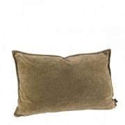 KELLY PLAIN OLIVE Cushioncover 60x40