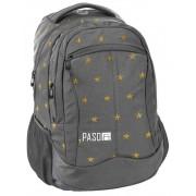 Paso táska, hátizsák 43 cm, szürke